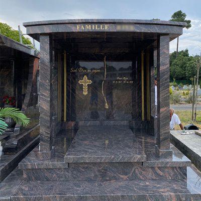 Jolie chapelle réalisée par l'agence de Bordeaux