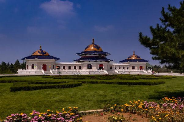 Mausolée de Gengis Khan